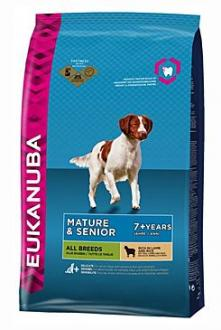 Eukanuba Dog Mature&Senior Lamb&Rice 2,5kg