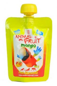 ANIMAL FRUIT kaps. papoušci Mango 120g Syrio