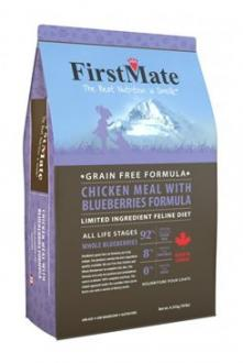 First Mate Cat Chicken Meal&Blueberries 25kg
