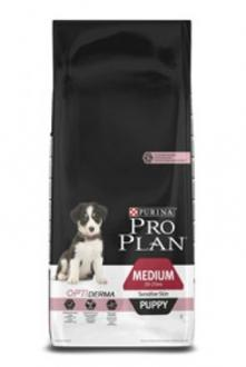 ProPlan Dog Puppy Medium Sens.Skin 12kg
