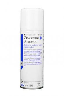 Zincoxide aerosol spray 200ml Henry Schein
