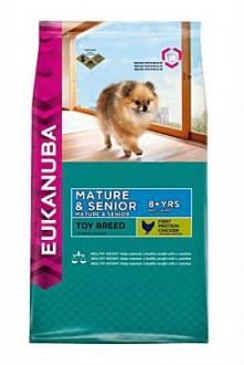 Eukanuba Dog Mature&Senior Toy Breed 1,5kg