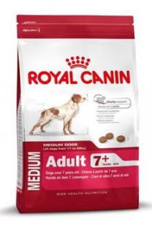 Royal canin Kom. Medium Adult 7+ 15kg