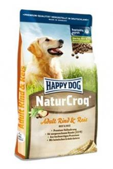 Happy Dog Natur Croq Rind&Rice 15kg