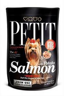 Petit Dry Adult Salmon with Potato Grain Free 300g