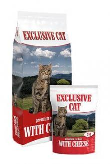 Delikan Cat Exclusive  sýr 400g