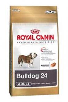 Royal canin Breed Buldog  3kg