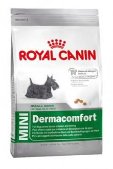 Royal canin Kom. Mini Derma Comfort  800g