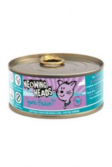 MEOWING HEADS Gone Fishing konz. 100g