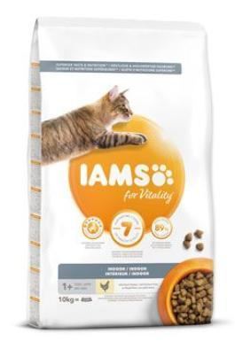 Iams Cat Adult IND Chicken 10kg