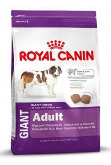 Royal canin Kom. Giant Adult  15kg + 3kg zdarma