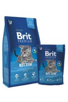 Brit Premium Cat Kitten 800g NEW