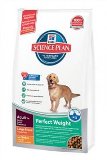 Hill´s Canine Dry Adult Perfect Weight Large 2kg