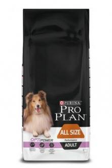 ProPlan Dog All Size Adult Performance 14kg