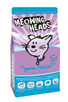 MEOWING HEADS Gone Fishin´ 1.5kg
