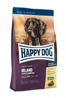 Happy Dog Supreme Sensible IrlandSalmon&Rabbit 1kg