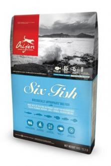 Orijen Dog Six Fish NEW 6kg