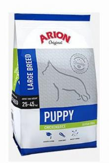 Arion Dog Original Puppy Large Chicken Rice 12kg