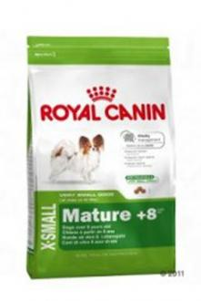 Royal canin Kom. X-Small Mature+8  500g
