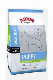 Arion Dog Original Puppy Small Chicken Rice 3kg