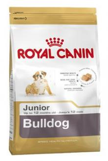 Royal canin Breed Buldog Junior  3kg