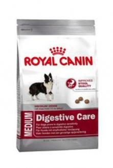 Royal canin Kom. Medium Digestive  15kg