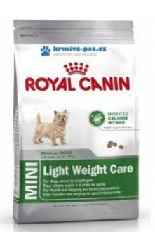 Royal canin Kom. Mini Light 2kg