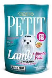 Petit Dry Adult Lamb&Atlantic Fish Low Grain 300g