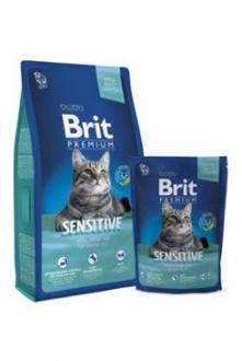 Brit Premium Cat Sensitive 8kg NEW