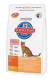 Hill´s Feline Dry Adult Chicken  5kg