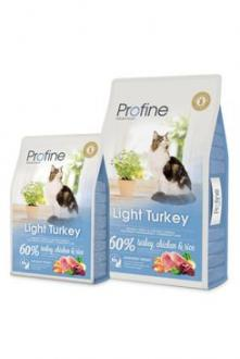Profine NEW Cat Light Turkey 10 kg