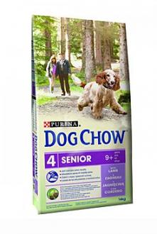 Purina Dog Chow Senior Lamb&Rice 14kg