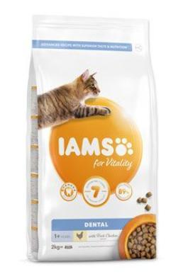 Iams Cat Adult DNTL Chicken 2kg