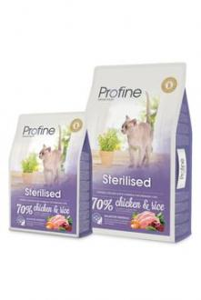 Profine NEW Cat Sterilised 0,3 kg