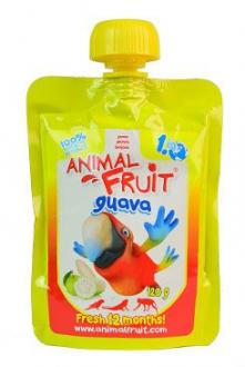 ANIMAL FRUIT kaps. papoušci Guava 120g Syrio