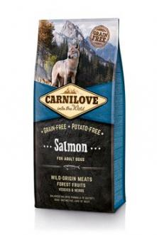 Carnilove Dog Salmon for Adult  NEW 12kg