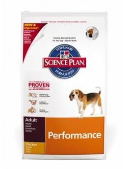Hill´s Canine Dry Performance 12kg