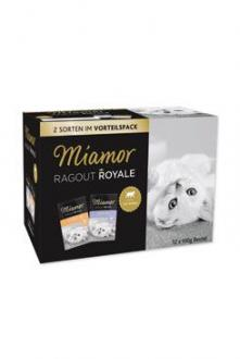 Miamor Cat Ragout Junior Multipack v želé 2x6x100g