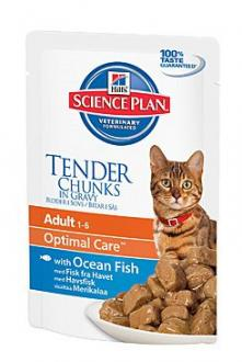 Hill´s Feline kapsa Adult Ocean Fish 85g
