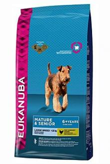 Eukanuba Dog Mature&Senior Large  3kg