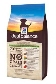 Hill´s Canine Ideal B. Adult NO GRAIN kuře bram 2kg