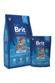 Brit Premium Cat Kitten 8kg NEW