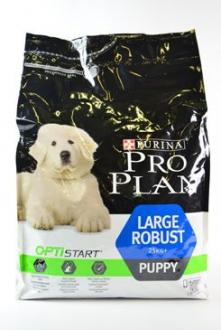 ProPlan Dog Puppy Large Robust 3kg (2+1 ZDARMA)
