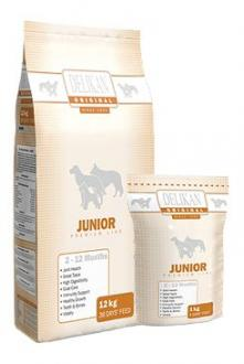 Delikan Dog Original Junior 1kg