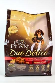 ProPlan Dog Adult Duo Délice Small &Mini Salmon 2,5kg