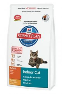 Hill´s Feline Dry Indoor 1,5kg