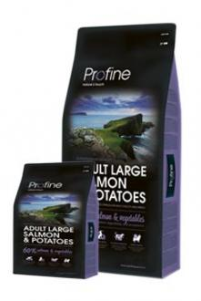 Profine NEW Dog Adult Large Salmon & Potatoes 15 kg