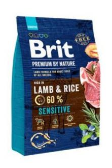 Brit Premium Dog by Nature Sensitive Lamb 1kg