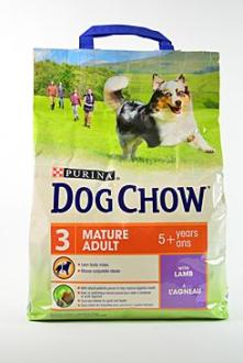 Purina Dog Chow Mature Adult Lamb&Rice  2,5kg