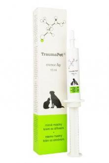 TraumaPet cremor Ag 15ml